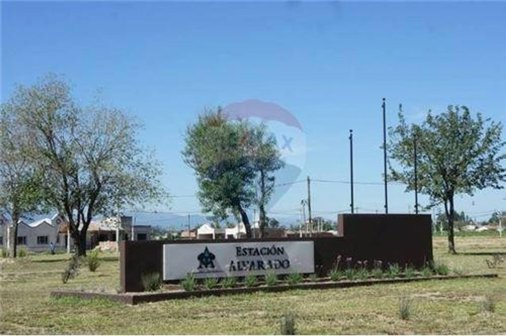 Terreno en venta Estacion Alvarado