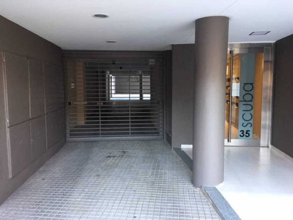 Venta cochera en PB edificio a estrenar - Paraguay 2200 Rosario
