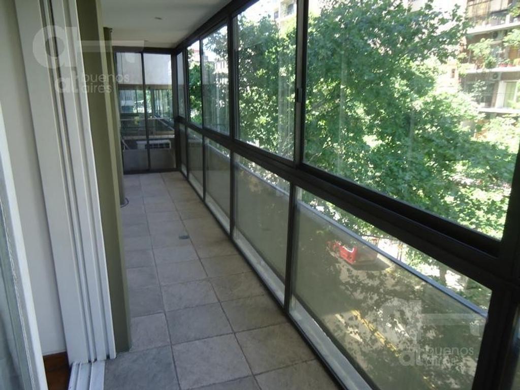 Recoleta, Departamento 5 Ambientes con Balcón Terraza,  Alquiler Temporario Sin Garantía!