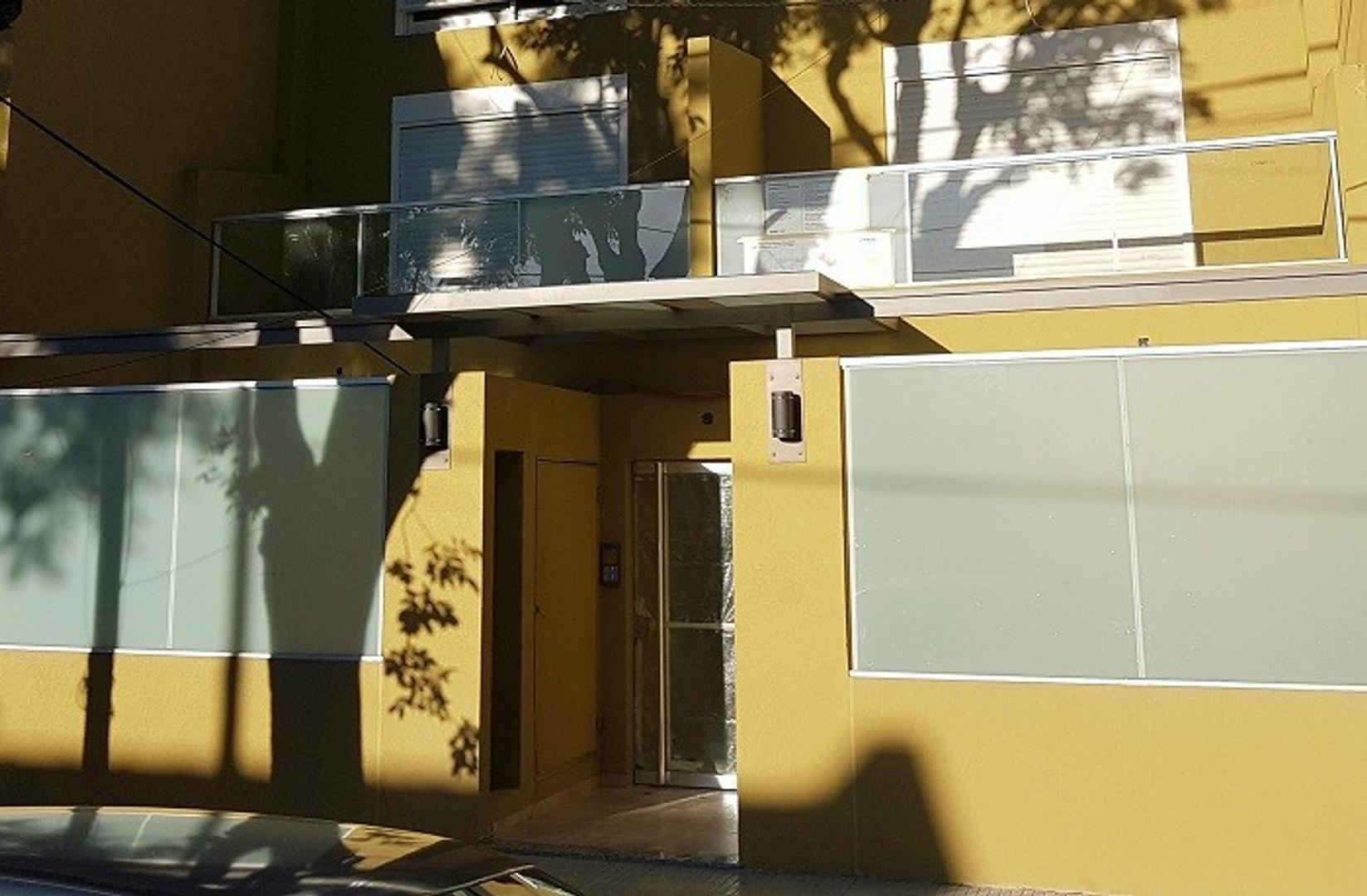Dpto.1 Amb. a Estrenar - U$S 98.000 - Lugones 4855 - Saavedra - Tel. 15 5808 6475