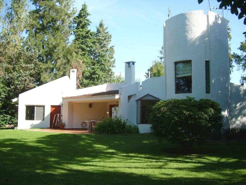 XINTEL(BRI-BR7-137647) Casa - Venta - Argentina, Pilar - Golfers Country Club  AL 1900