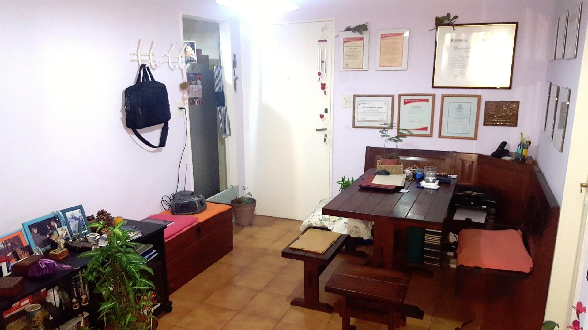 Departamento en Venta en Pompeya - 2 ambientes