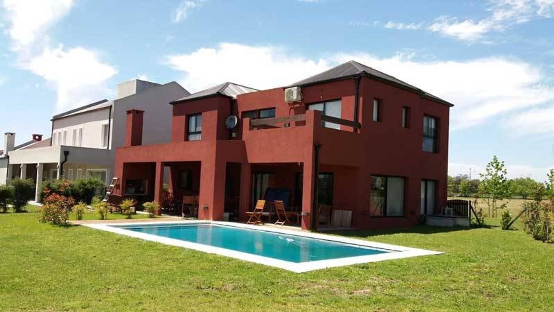 Alquiler de casa en Barrio Pilar del Este - Pilar