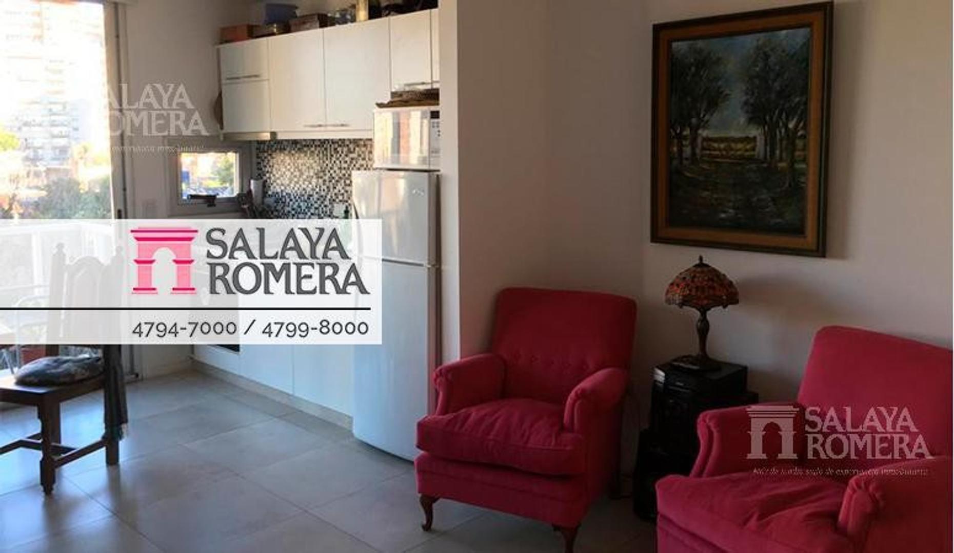 Departamento en Alquiler en Olivos Vias/Rio - 2 ambientes