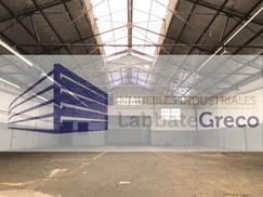 Alquiler Inmueble Industrial - 750m2 - Villa  Lynch