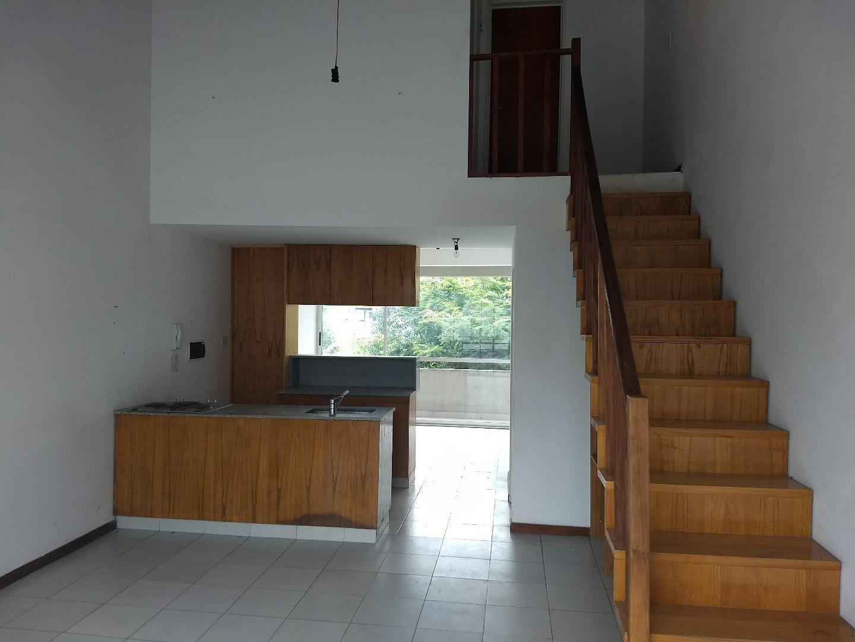 2 ambientes en Duplex.  Condominio Las Garzas Pilar.