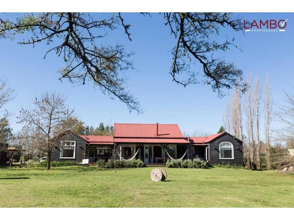 Casa, alquiler temporal en barrio La Escondida - Pilar