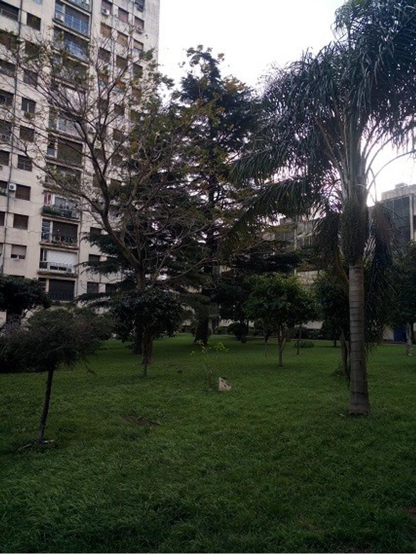 venta departamento 3 ambientes frente balcon parquet villa del parque,caba