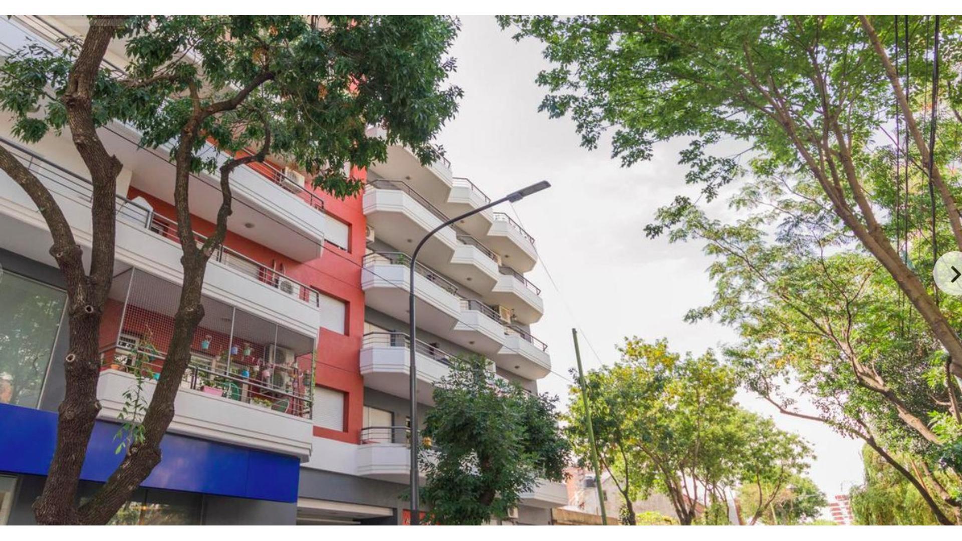 Espectacular Dos Ambientes de 83 m² Totales con Terraza