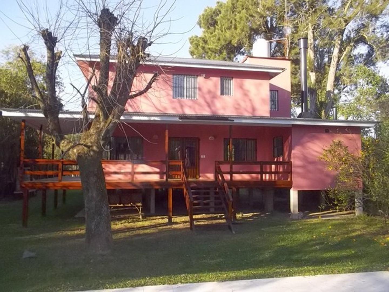 Casa en Venta Delta Tigre- Rio Capitan - Caiquenes