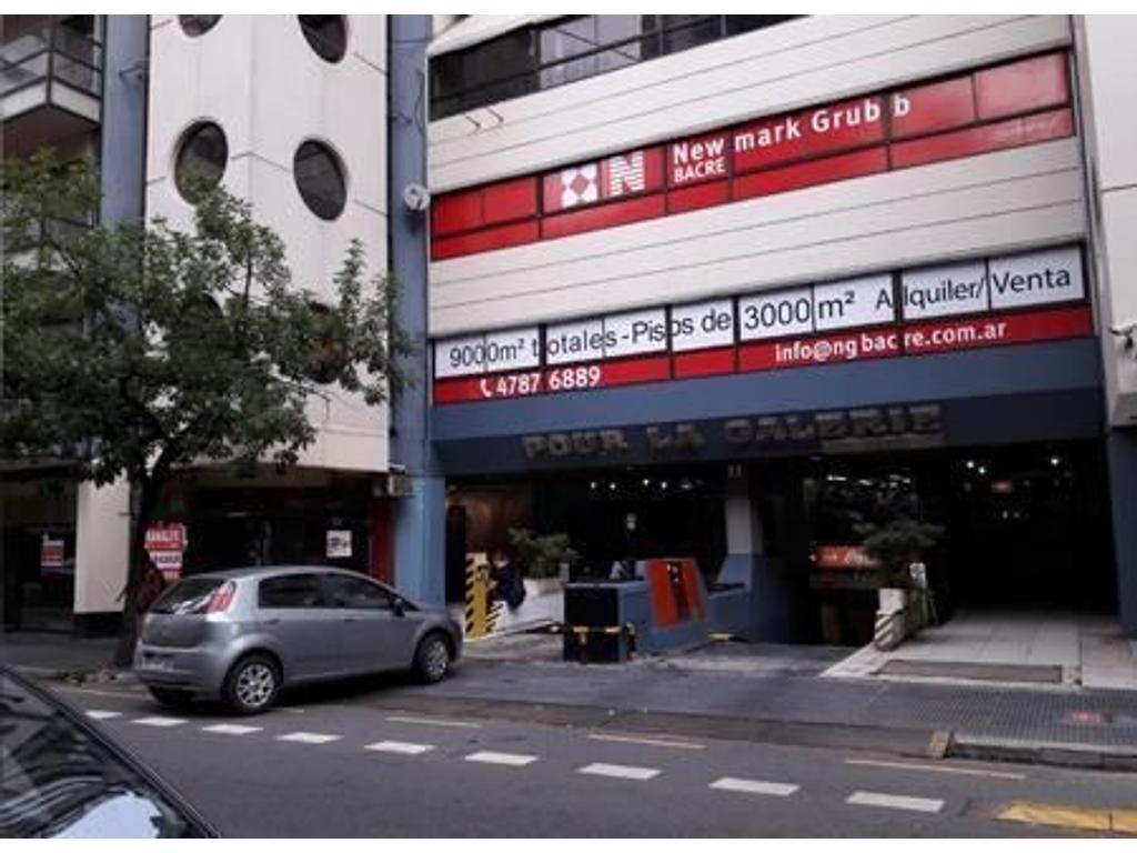 Oficina comercial  en Alquiler / Venta -Marcelo T. de Alvear 1308, Centro / Microcentro