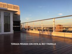 Excelente Excelente Duplex 2 Ambientes con Terraza y Parrilla Vista al Rio