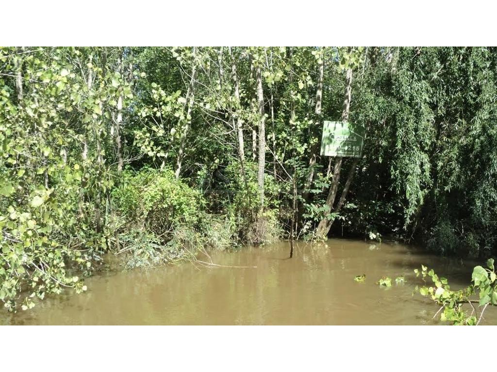 Venta de fracción sobre arroyo Las Cañas segunda seccion de