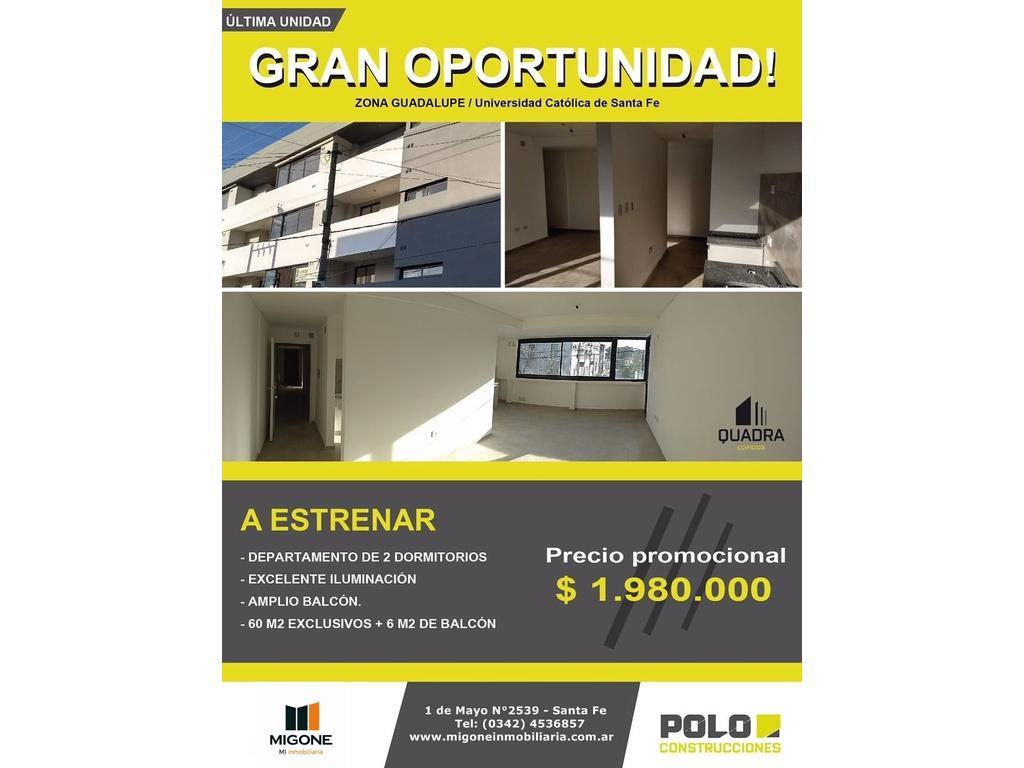 Departamento - Venta - Argentina, Santa Fe - ECHAGUE   AL 7200