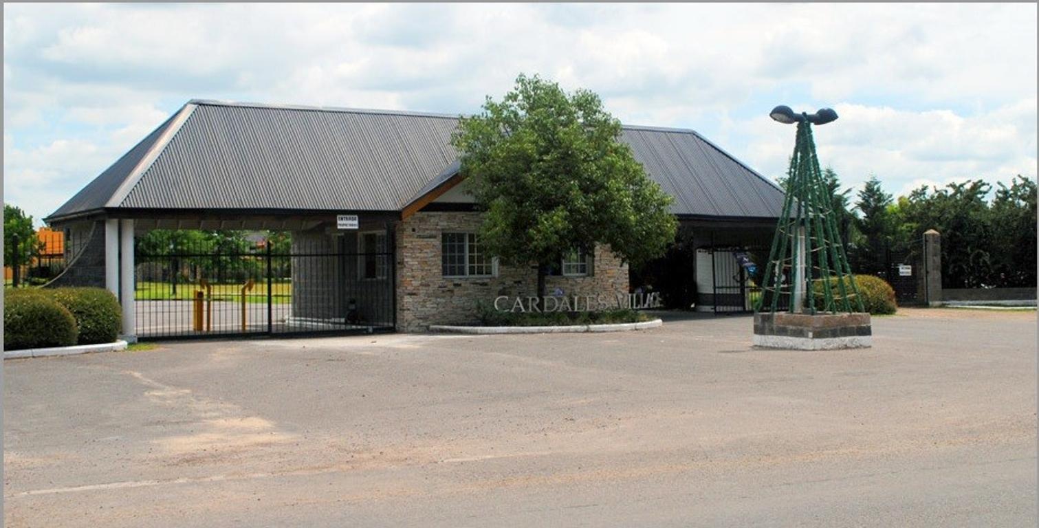 Dueño directo vende terreno en Cardales Village - oportunidad