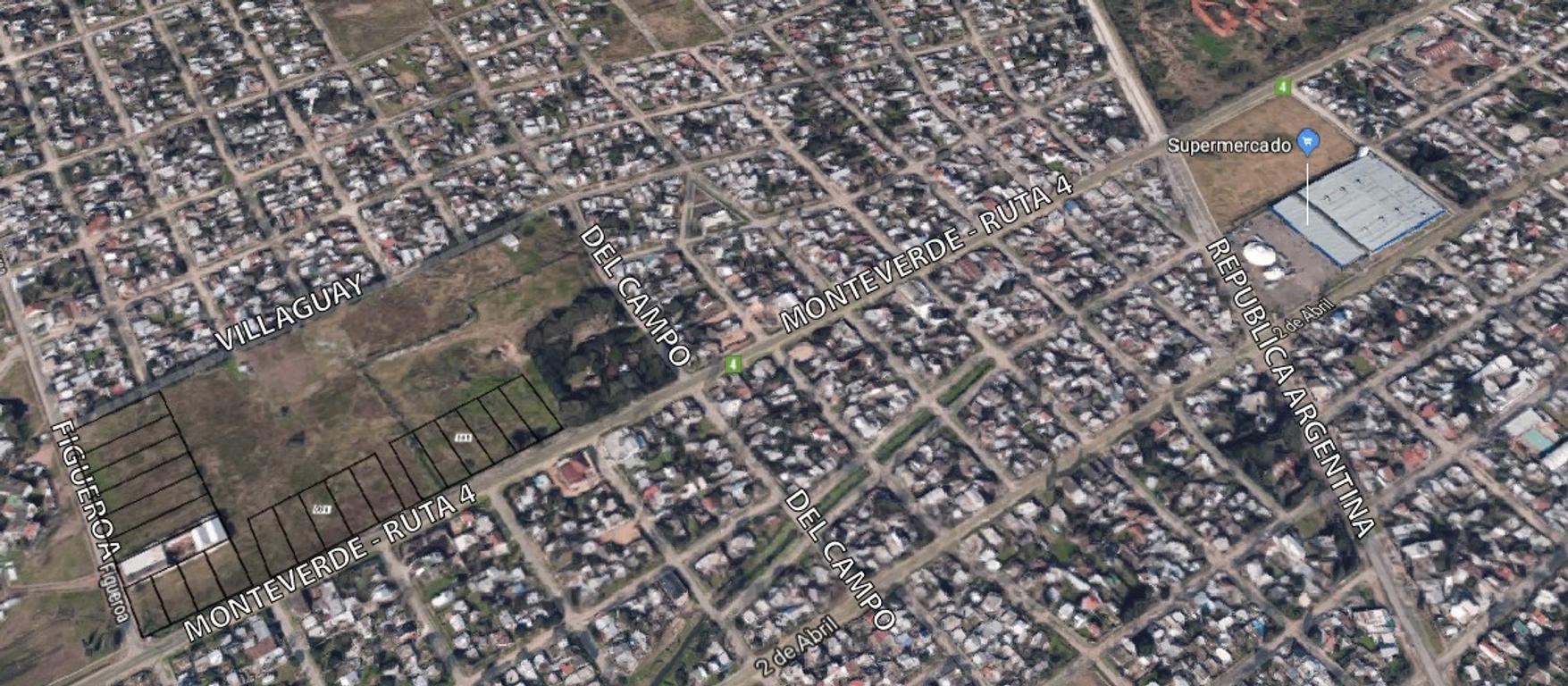 Macro lotes comerciales y urbanos