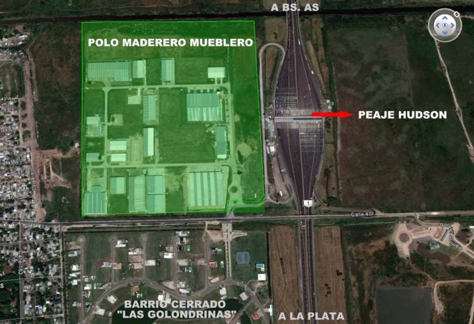 Exelente ubicacion Lote Polo Maderero!!