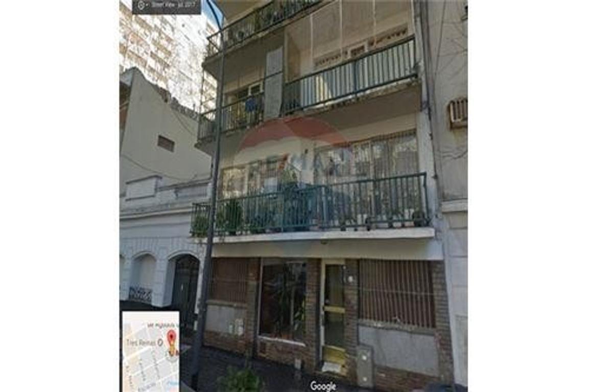FLORES-SEMIPISO 3 AMB, AL FRENTE- APTO CREDITO-