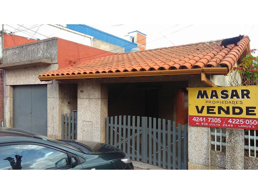 CASA EN VENTA - CASELLA PIÑEIRO AL 600, GERLI - US$ 120.000 - 3 AMBIENTES