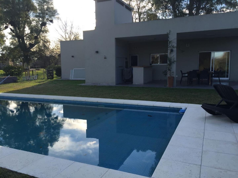 Casa en Venta en El Nacioal, General Rodriguez - OES0950_LP122692_2