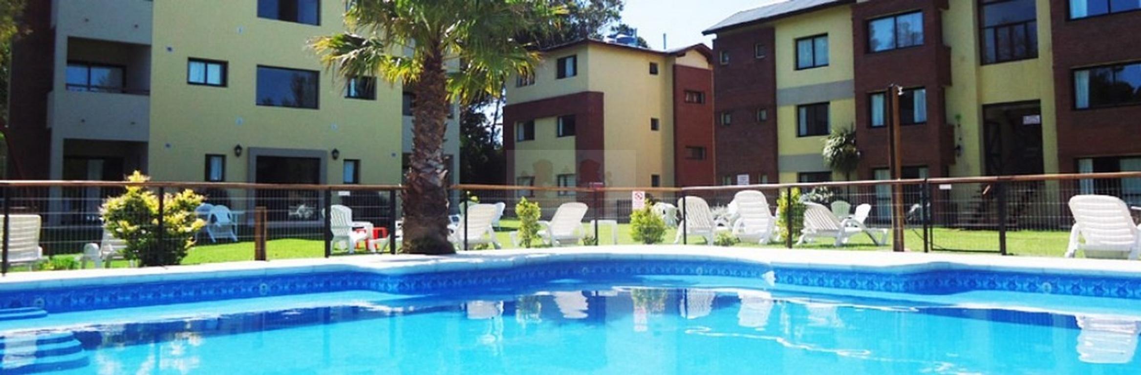 Venta Valeria Del Mar Departamento Piscina 2 Dormitorios