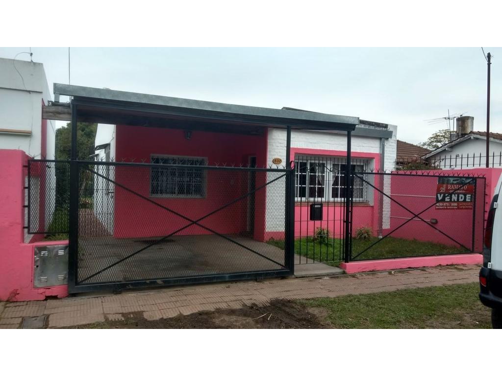 Casa apto credito hipotecario en longchamps