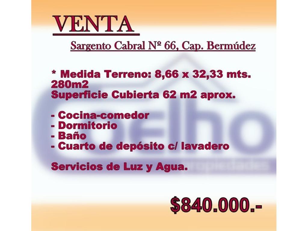 Casa Sargento Cabral Nº 66