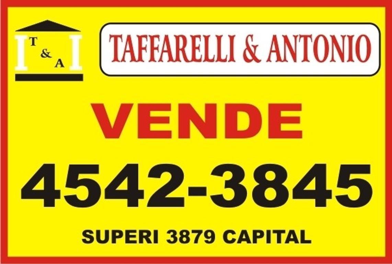 Alquiler terreno con local exc. ubicación, sobre Av. Francisco Beiró