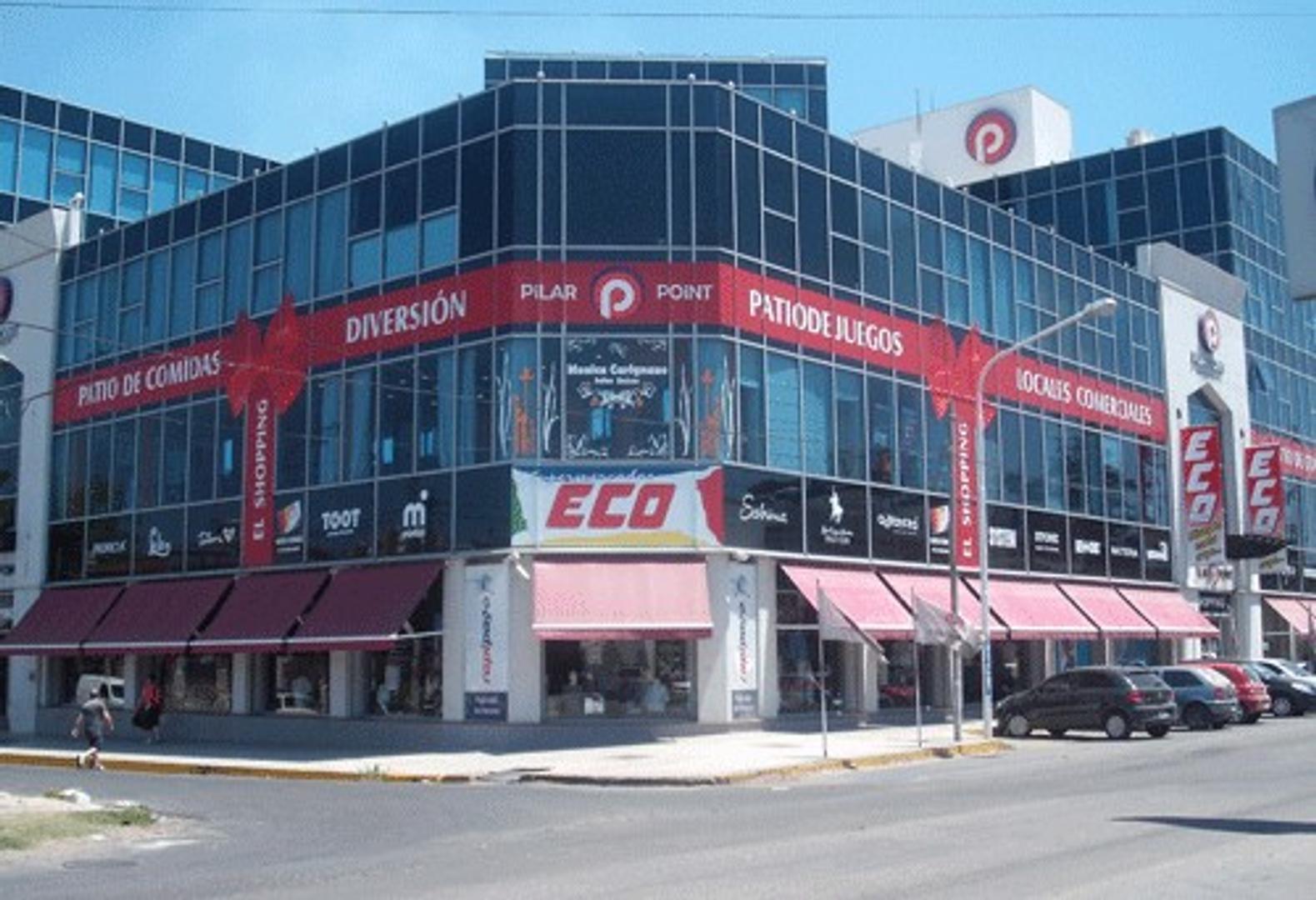 Oficinas en Alquiler en Shopping Pilar Point