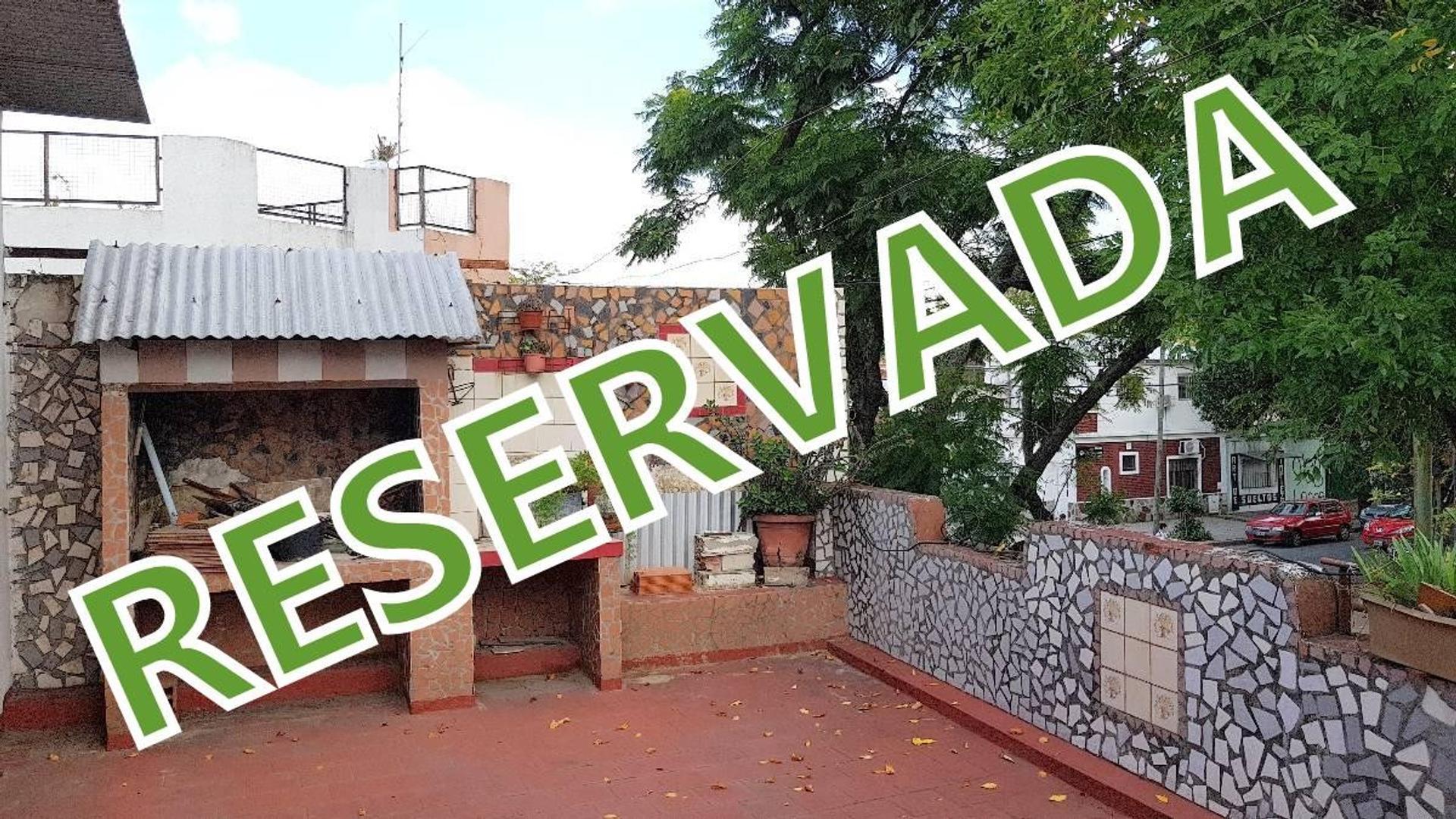 Depto Tipo Casa en Venta en Villa Devoto - 4 ambientes