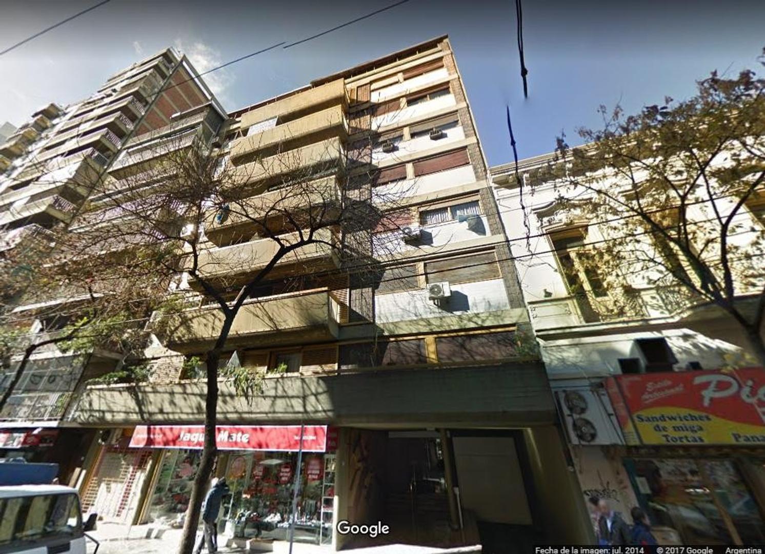 Borges 2417 - Duplex - Piso  8 y 9 - Bcon terraza- APTO CREDITO-A RECICLAR