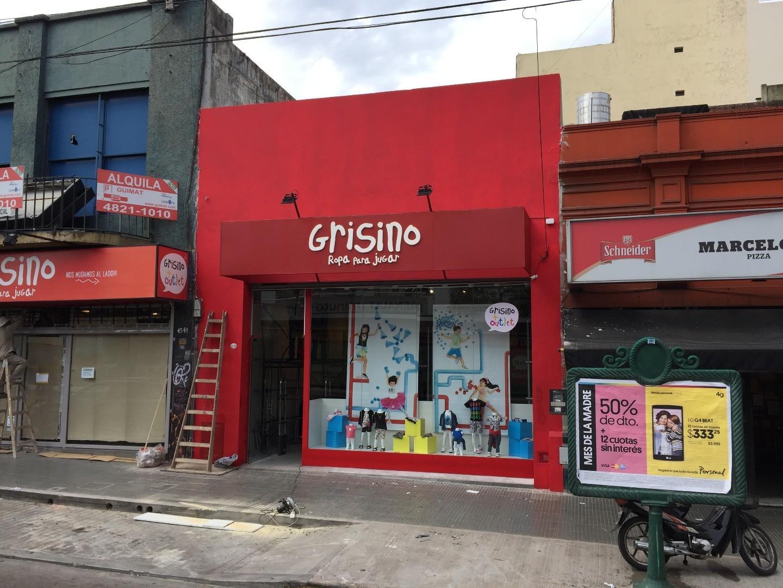 Local Comercial Av. Cabido