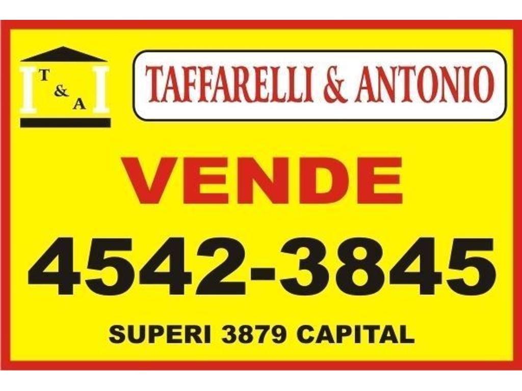 EXCELENTE LOTE CON DEMOLICION - LARRALDE AL 5600 - 8,66 x 35,50 - UNICO - ESCUCHO OFERTAS!!!