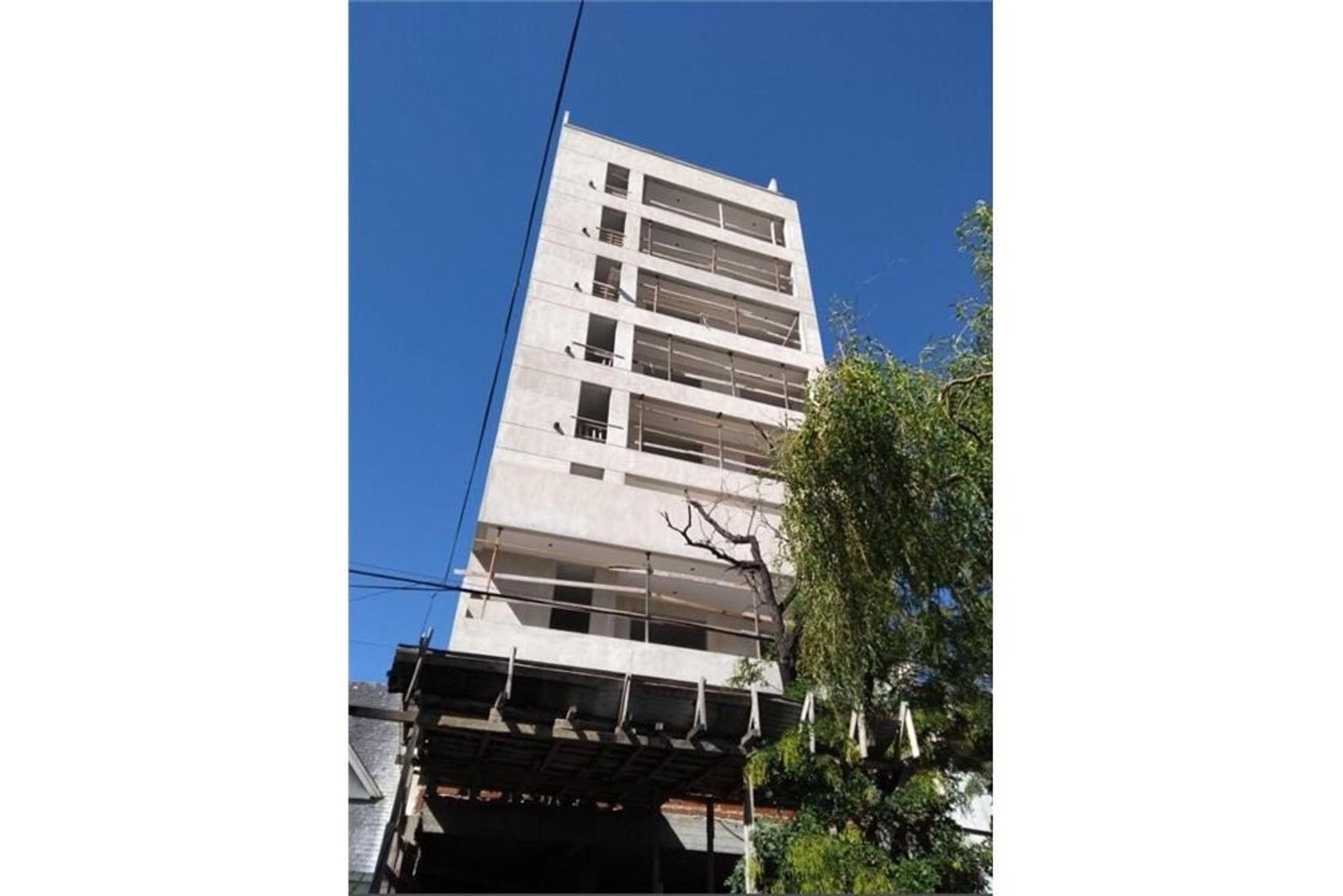 Departamento un dormitorio en La Plata