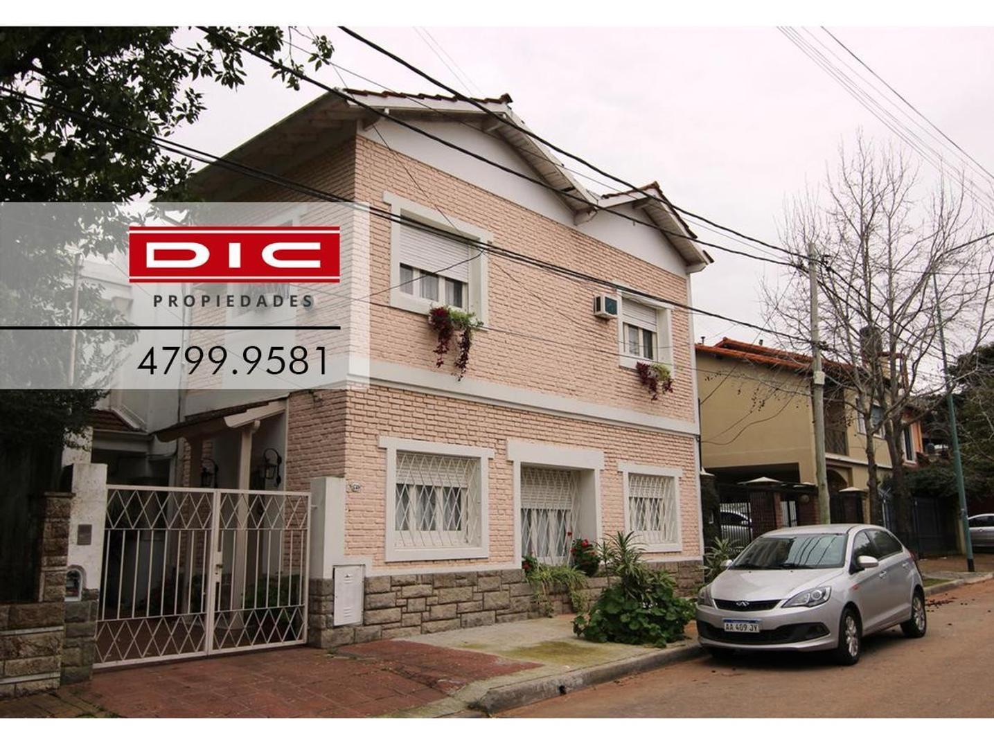 Excelente casa en Vicente López