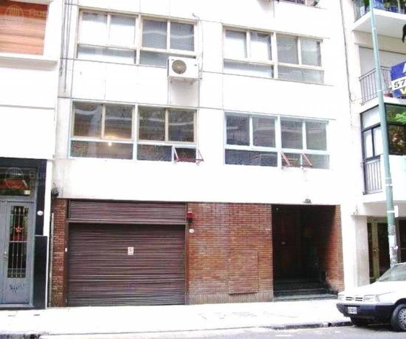 Oficina en Loft Apto vivienda en Barrio Norte