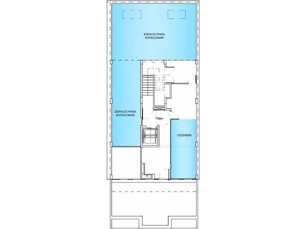 Departamento 1 dormitorio a la venta Rosario. Tucumán y Crespo. Entrega Inmediata.