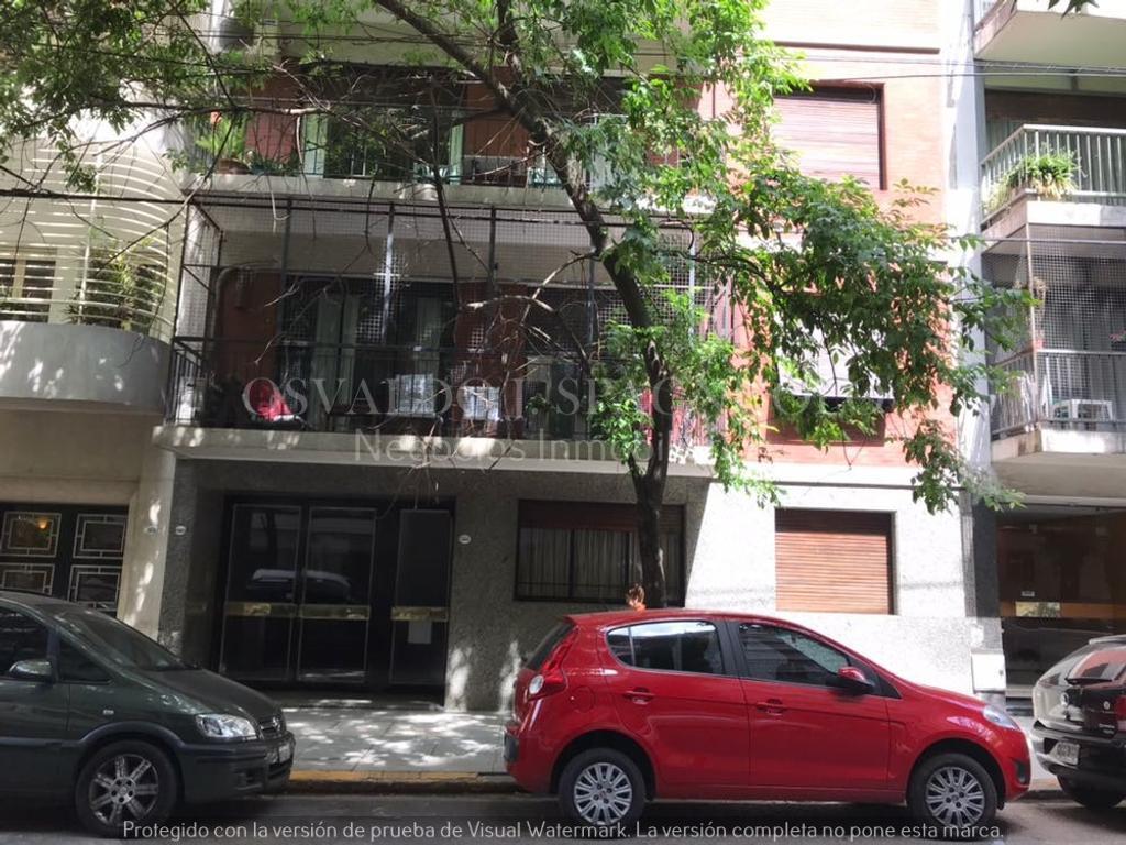 excelente departamento de 4 ambientes con balcon!