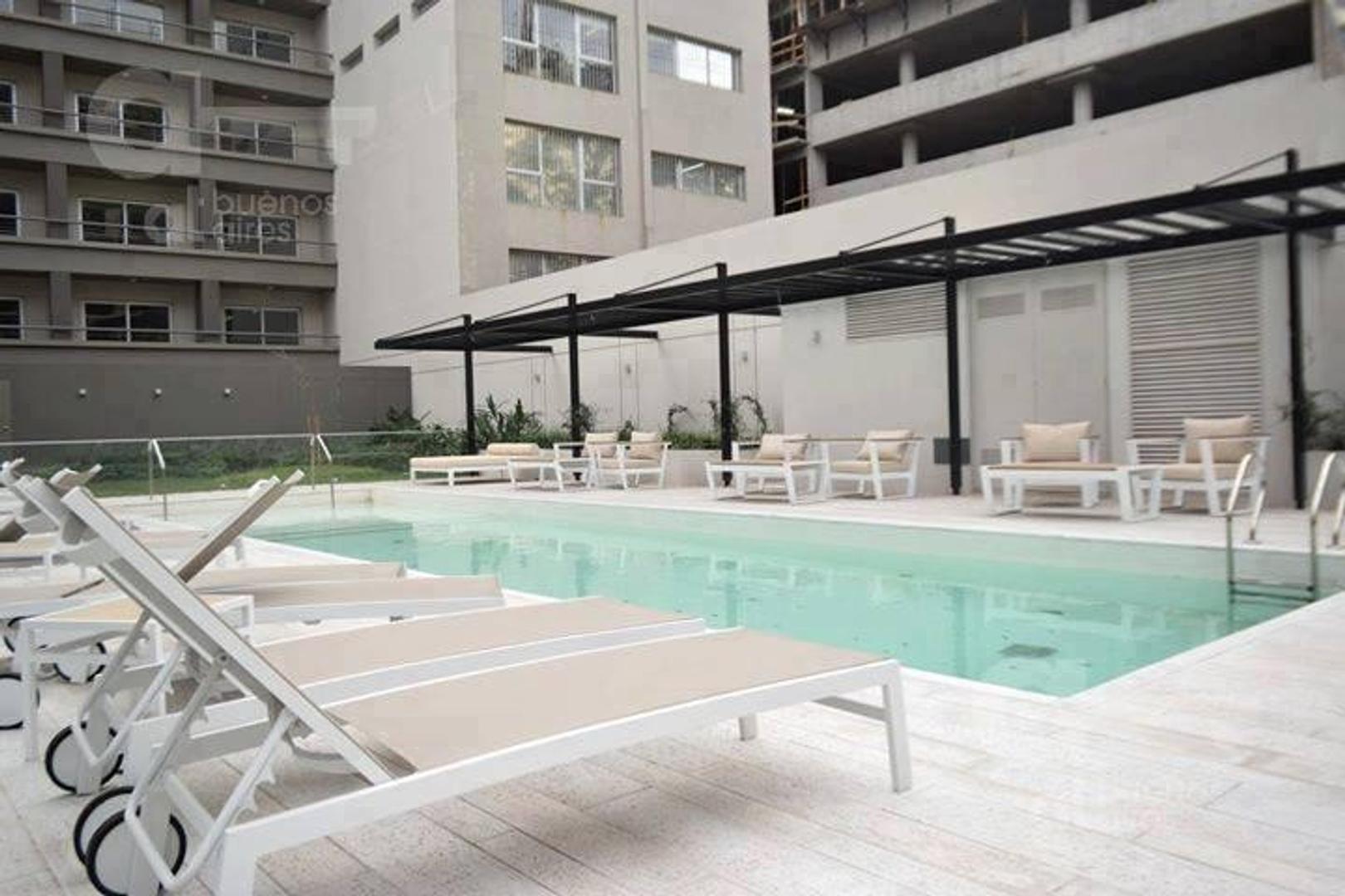 Villa Crespo. Moderno Loft con amenities. Alquiler temporario sin garantías.