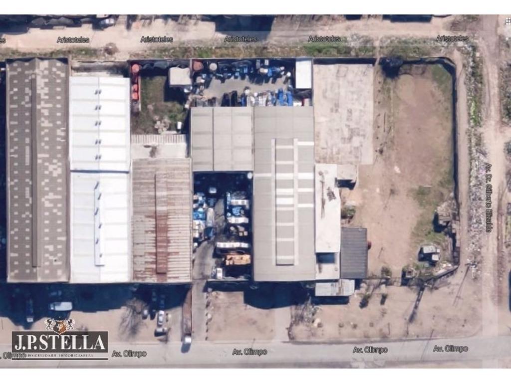 Avenida Olimpo 2054 - 9 de Abril - E. Echeverria