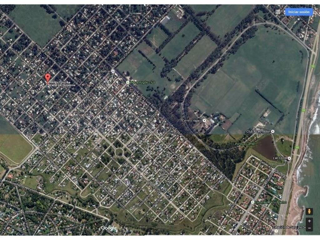 Terrenos en Parque Camet Barrio Las Dalias