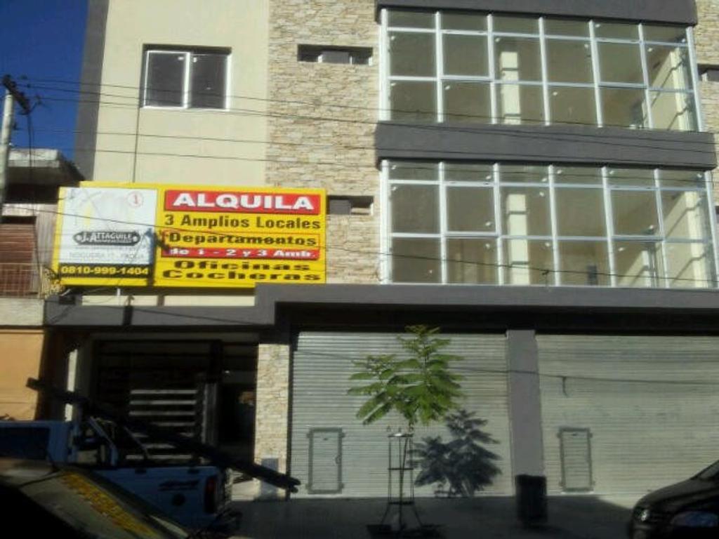Departamento - Alquiler - Argentina, Merlo - ARGENTINA, AVDA. 1352