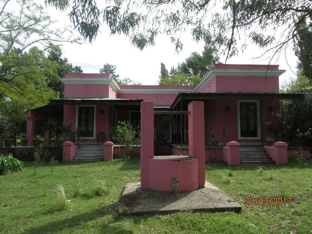 Cascos de Estancia, 44ha y casa 3 dormitorios. Barranquitas, San Luis.