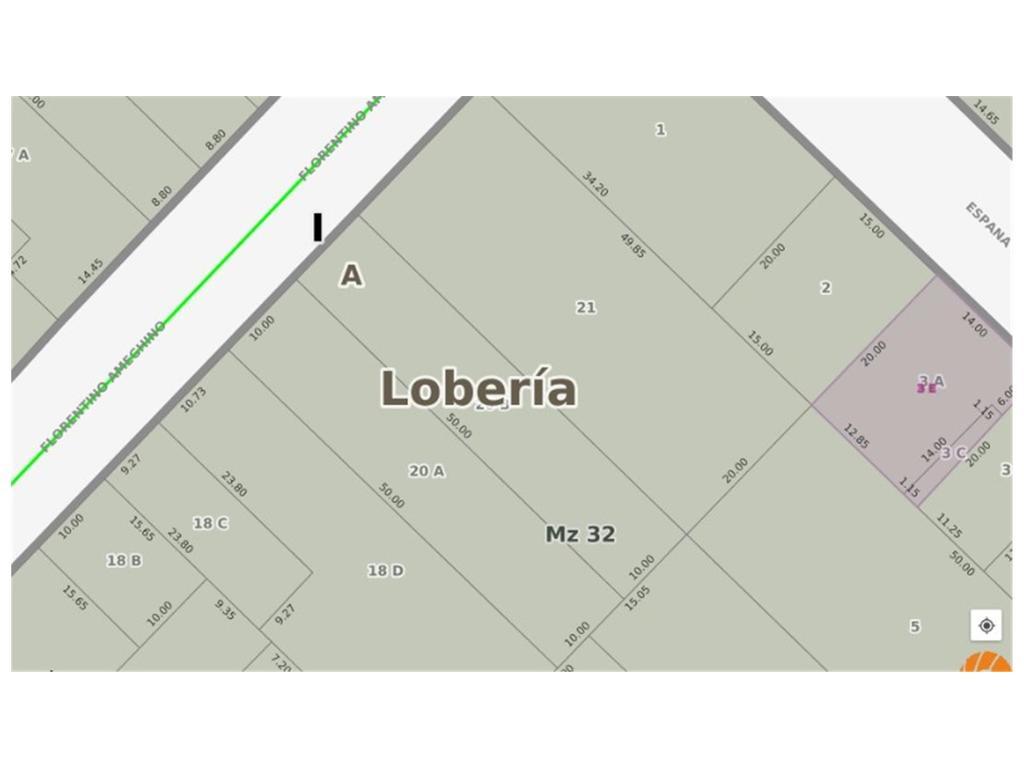 Casa en venta   3 dormitorios   Loberia - Centro   APTA CRED