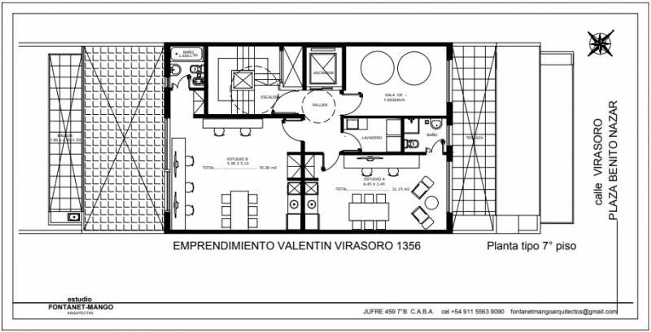 Departamento en Venta en Villa Crespo - Monoambiente