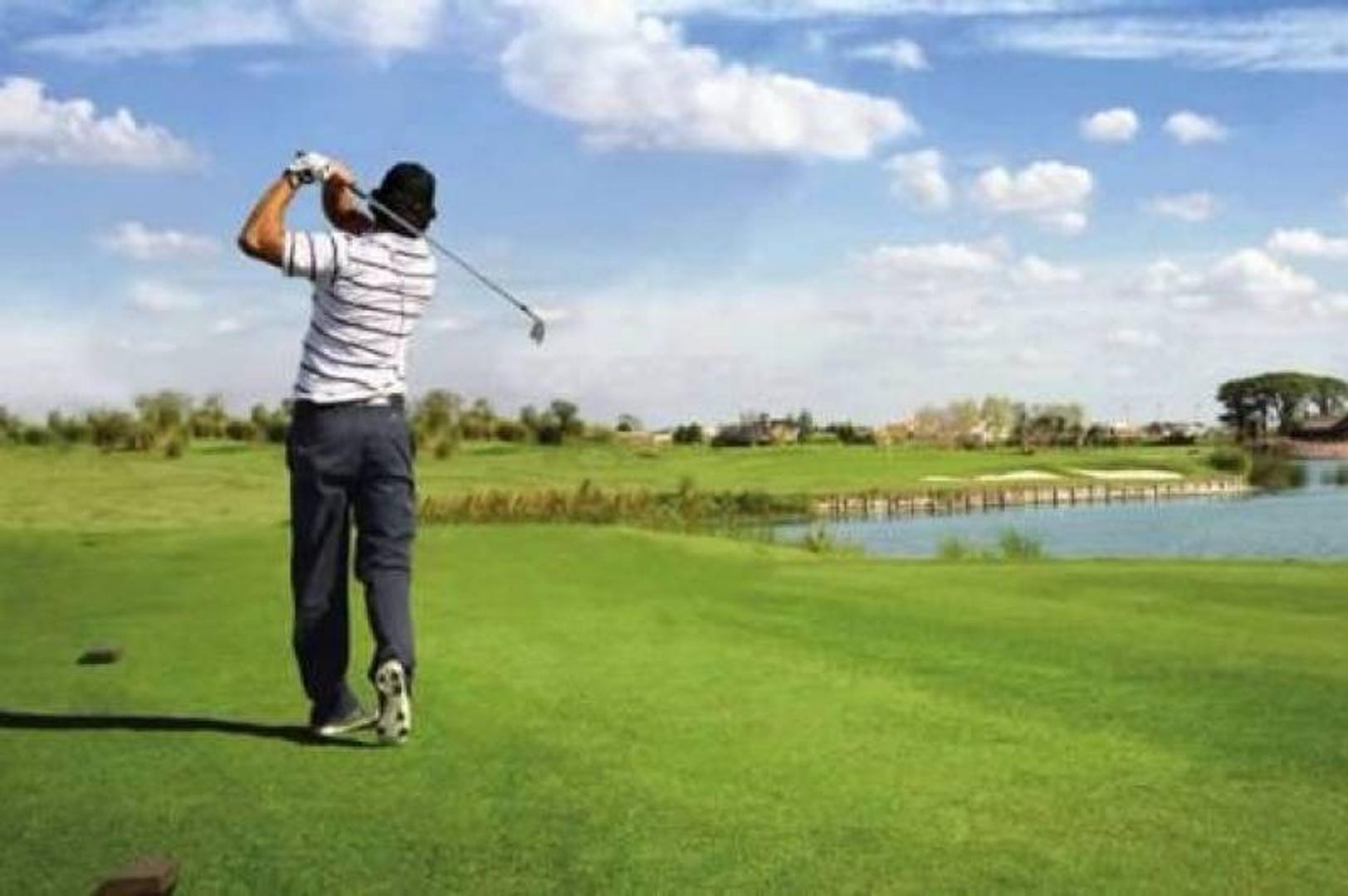 Golf Club de Nordelta   Importante lote en venta, excepcional vista al golf!