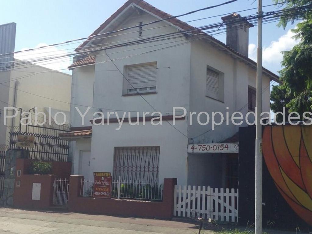 XINTEL(YAR-YAR-12766) Casa - Venta - Argentina, Tres de Febrero - ALBERDI JUAN BAUTISTA 5011