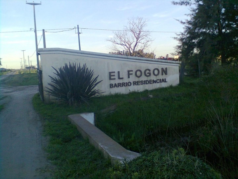 LOTEO BARRIO RESIDENCIAL EL FOGON