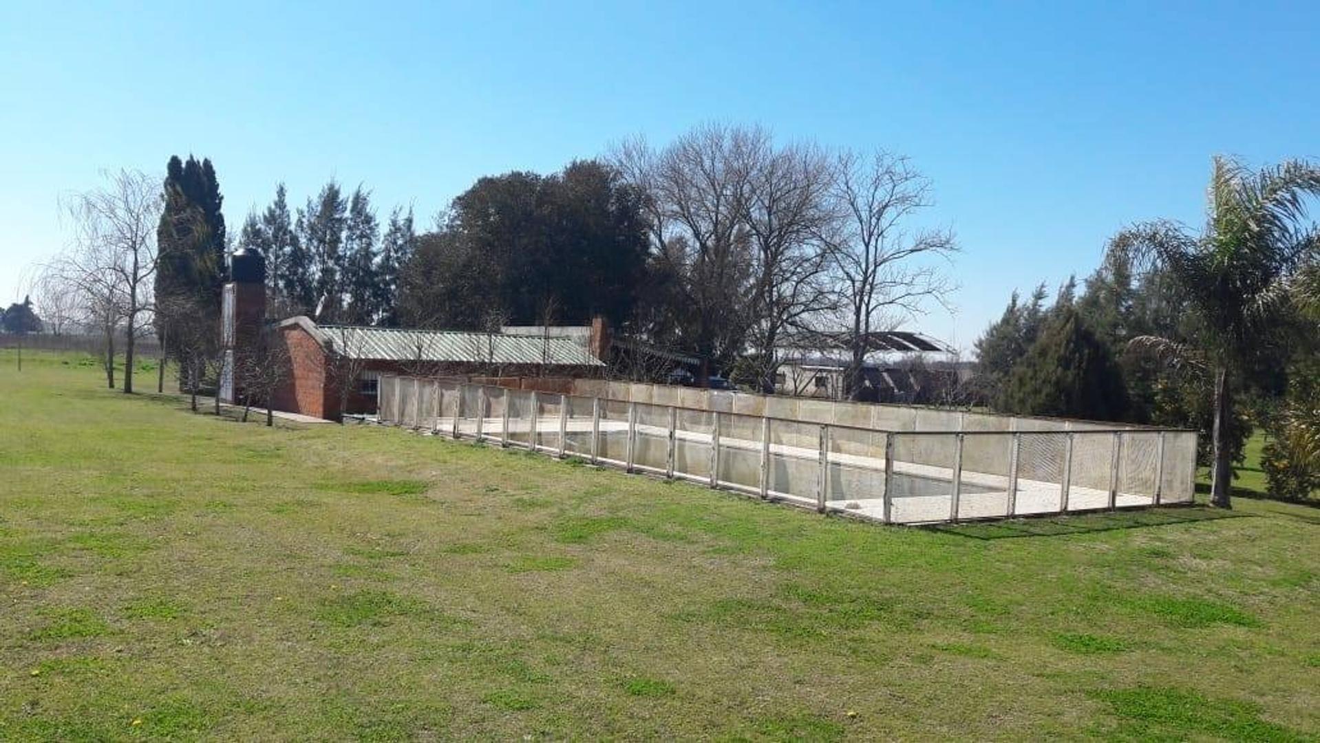 Campo en Venta en San Pedro