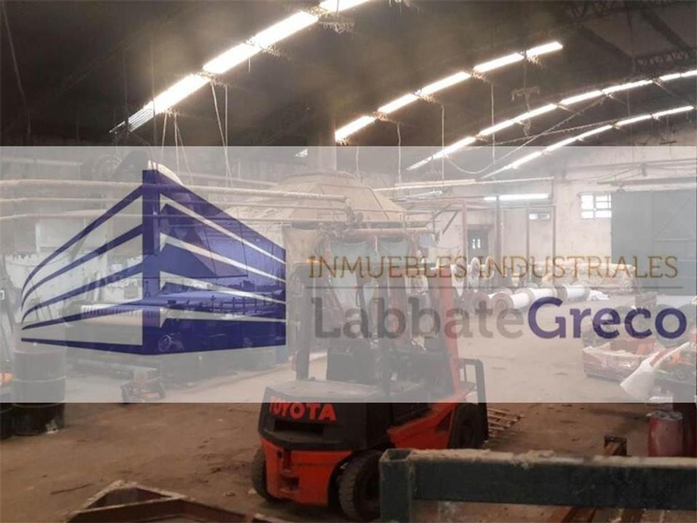 Alquiler Inmueble Industrial - 770m2 - Billinghurst